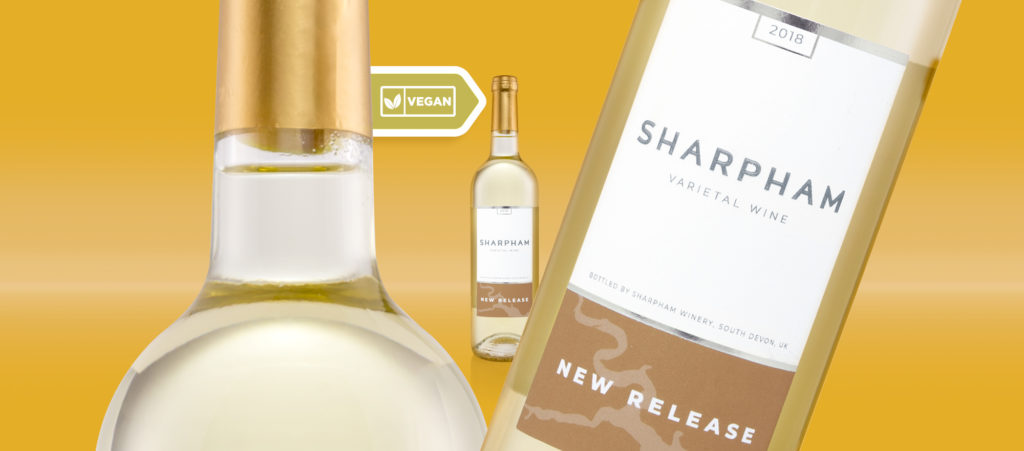 Sharpham New Release | 2018 Vintage | English Wine | Vegan Wine
