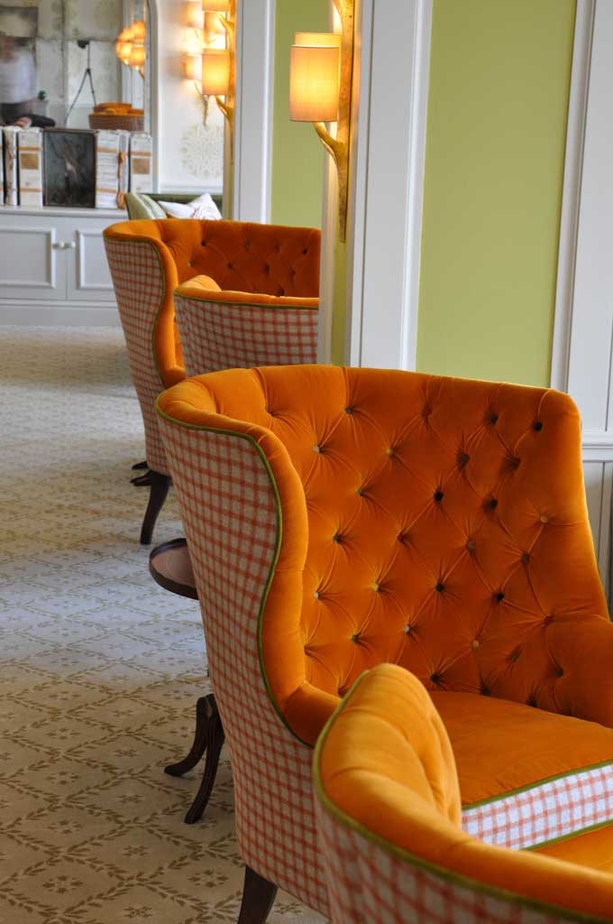 Commercial Interior Design Chairs