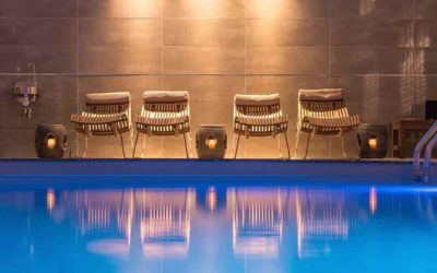 Designing Spas for ambience and amenity