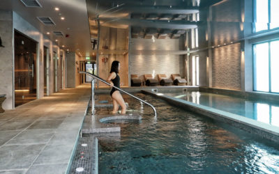 Our latest luxury spa project receives more media attention…